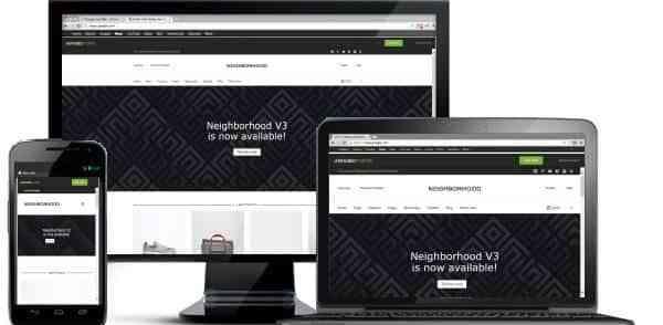 Fichiers .po et .mo de la traduction française du thème Neighborhood