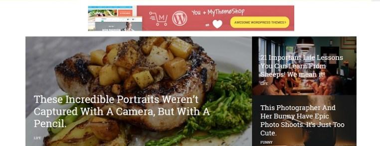 Fichiers .po et .mo de la traduction française du thème NewsPaper de MyThemeShop