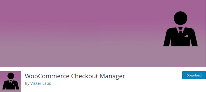 Manage WooCommerce checkouts