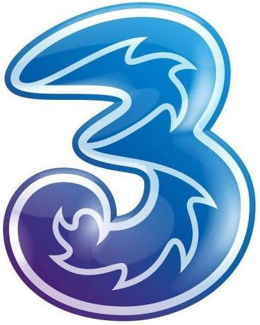 Logo 3 Italia - H3G