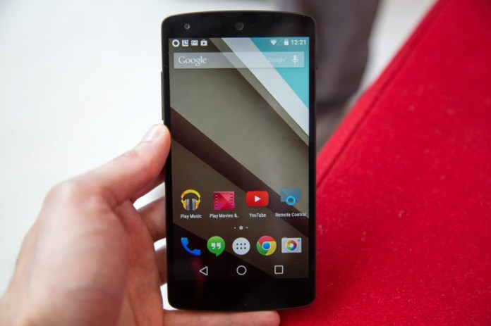 Android L foto 1