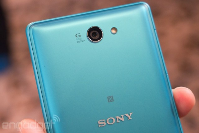 Sony Xperia Z2a 8