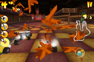 IMG 0958 300x200 Review: Crash Bandicoot Nitro Kart 2   Kart Racing King?