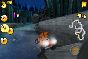 IMG 0966 300x200 Review: Crash Bandicoot Nitro Kart 2   Kart Racing King?