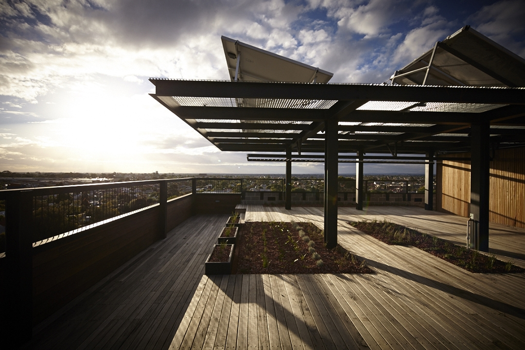 The David Oppenheim Award for Sustainable Architecture – The Commons by Breathe Architecture (Vic). Image: Michael Downes