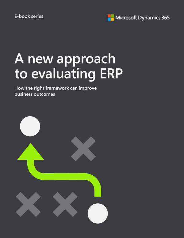 A new approach to evaluating ERP