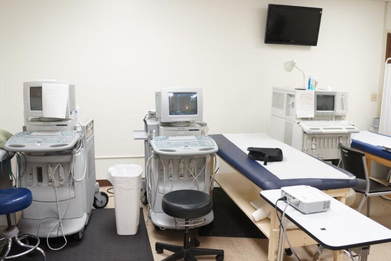 Ultrasound Technology Class