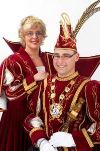 Prins en prinses 2010