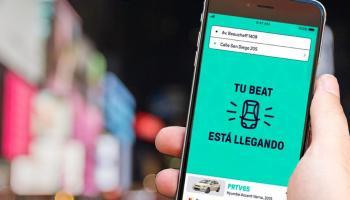 App Beat en Argentina: ¿Cómo ser conductor?
