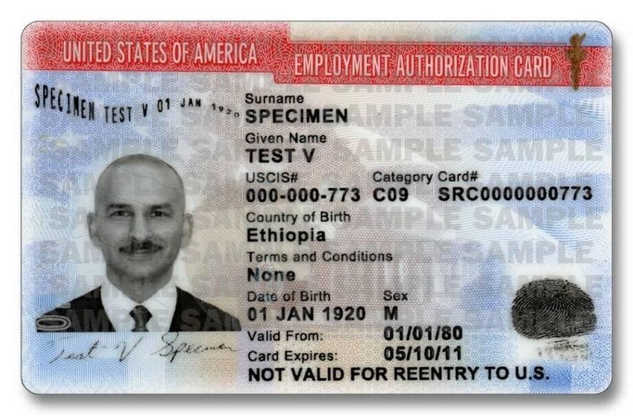 permiso de trabajo en USA para mexicanos