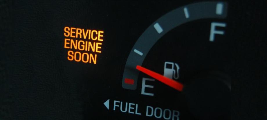 Qué significa service engine soon