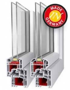 Fenêtre PVC -Aluplast– IDEAL 5000