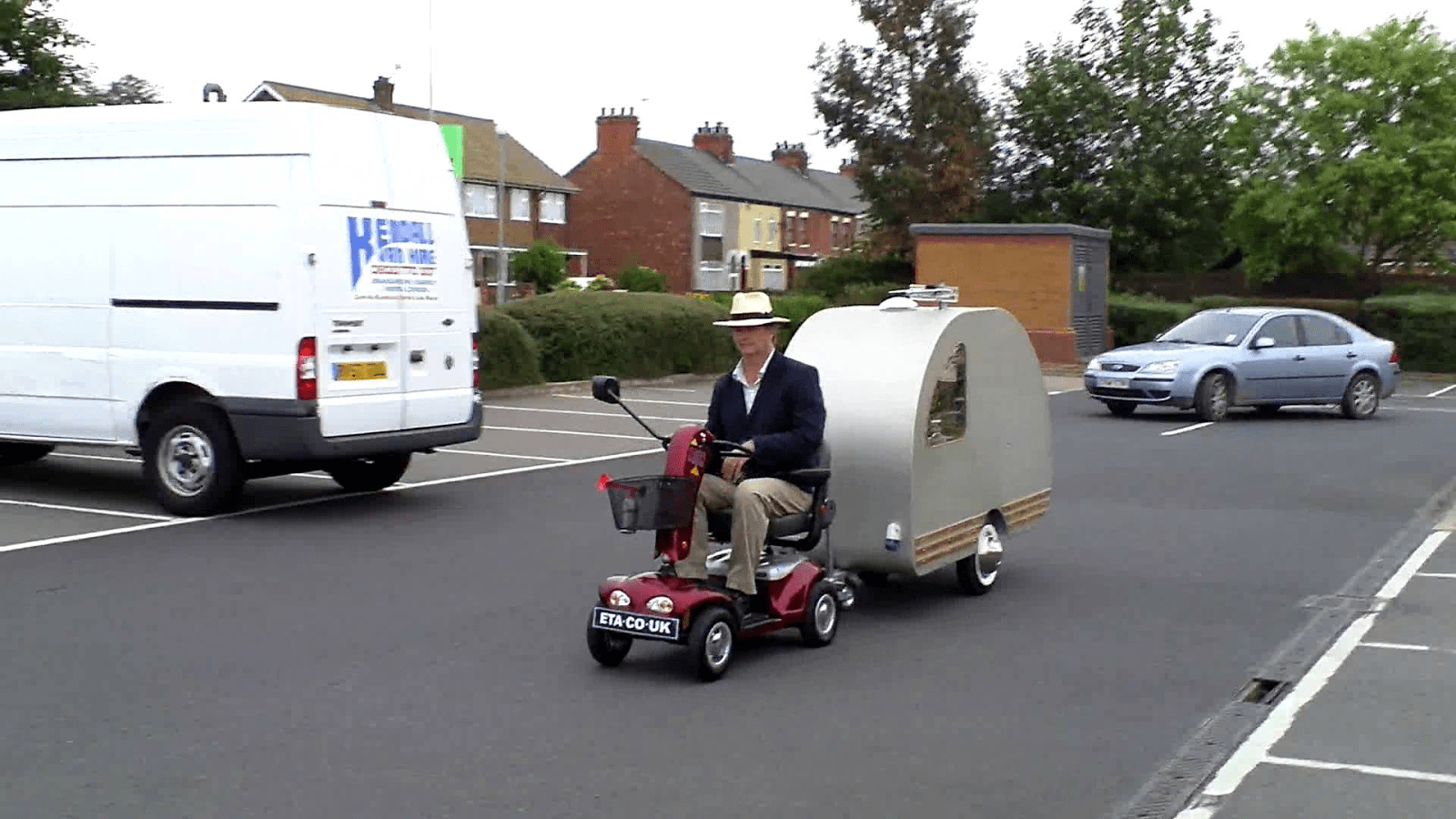 hight resolution of mobility scooter towing