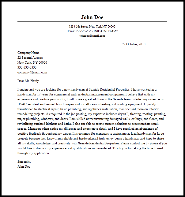 Cover Letter Length Create Professional Resumes Example Online