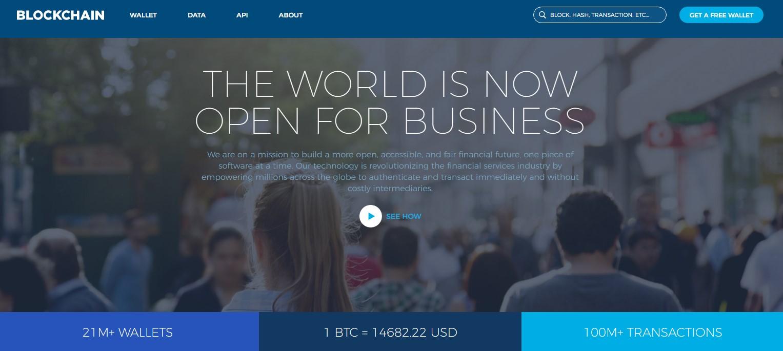 ¿Cómo crear una cuenta en Blockchain.info? Paso por paso