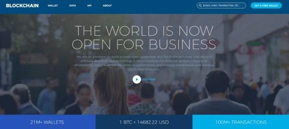 Cómo crear una cuenta en Blockchain.com