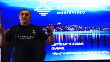 Miércoles 12 de Setiembre: Meetup Crypto Bay Montevideo