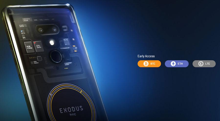 """""""El Smartphone Blockchain que solo se compra con Criptomonedas"""""""