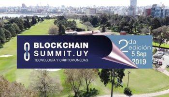 Blockchain Summit UY 2019: regresa a Montevideo la cumbre de criptos y blockchain