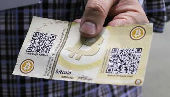 ¿Cómo obtener un monedero de papel para Bitcoin?