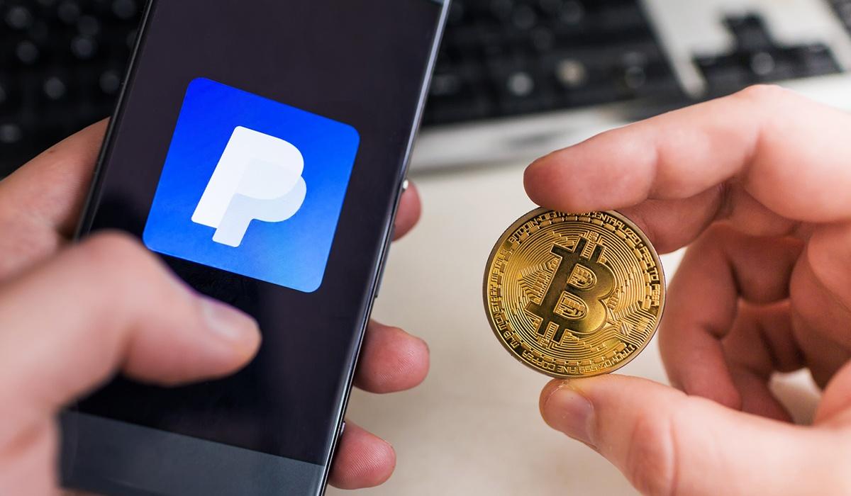 PayPal permite pagar con Bitcoin, Ethereum, Litecoin y Bitcoin Cash
