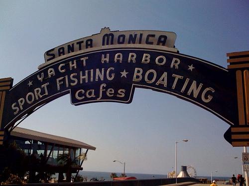 Santa Monica, CA (2008)