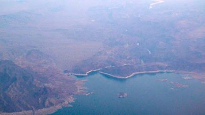 Hoover Dam by Air