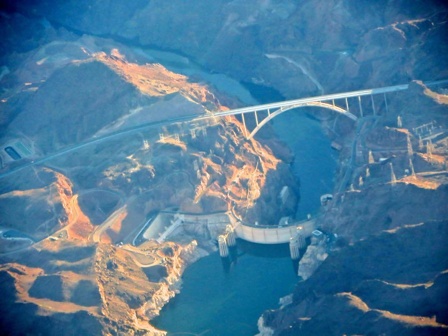 Hoover Dam by Air (2015)