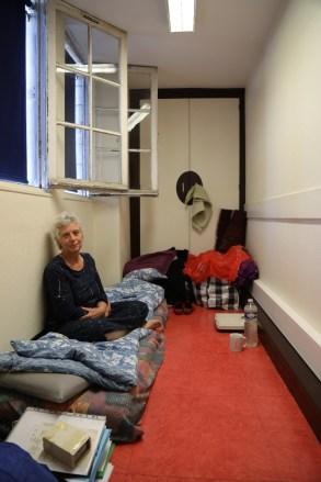 Claude Mangin-Asfari, 6e jour de grève de la faim