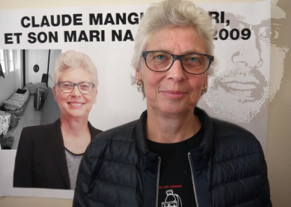Claude Mangin-Asfari - 19ème jour de greve de la faim