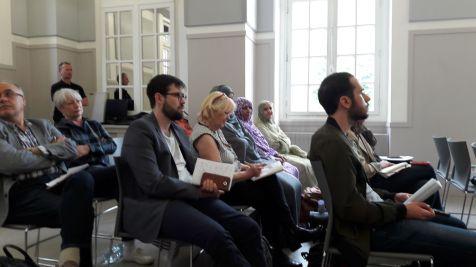Conférence de Presse à la Mairie d'Ivry