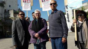 Marche de Samedi avec Sid Ahmed et Sadafa, cousins de Naama
