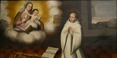 A short and beautiful Christmas prayer from St. Bernard of Clairvaux