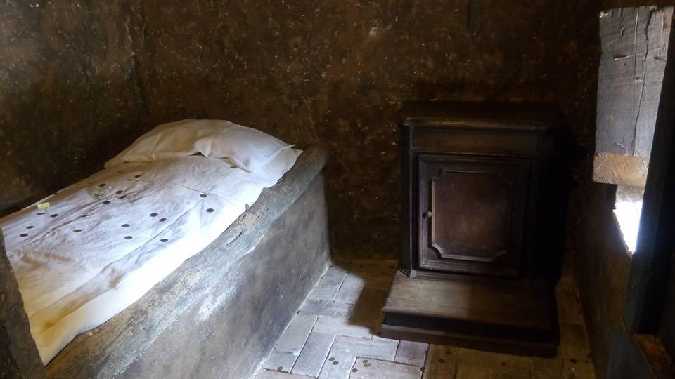 ST RITA OF CASCIA; BIRTH