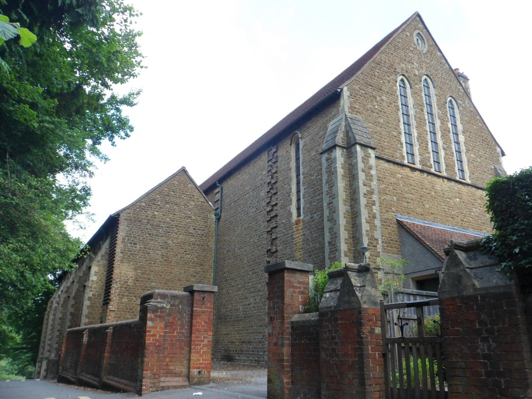 ST. JOSEPH'S IN DORKING, ENGLAND