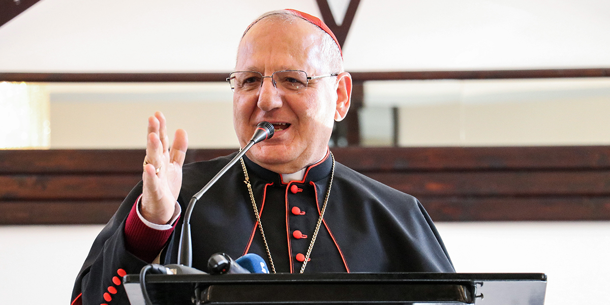 Iraqi cardinal issues call to prayer for Pope Francis' visit