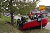 Verkehrsunfall in Weinsheim
