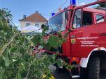 Sommerfest der Feuerwehr Wallhausen