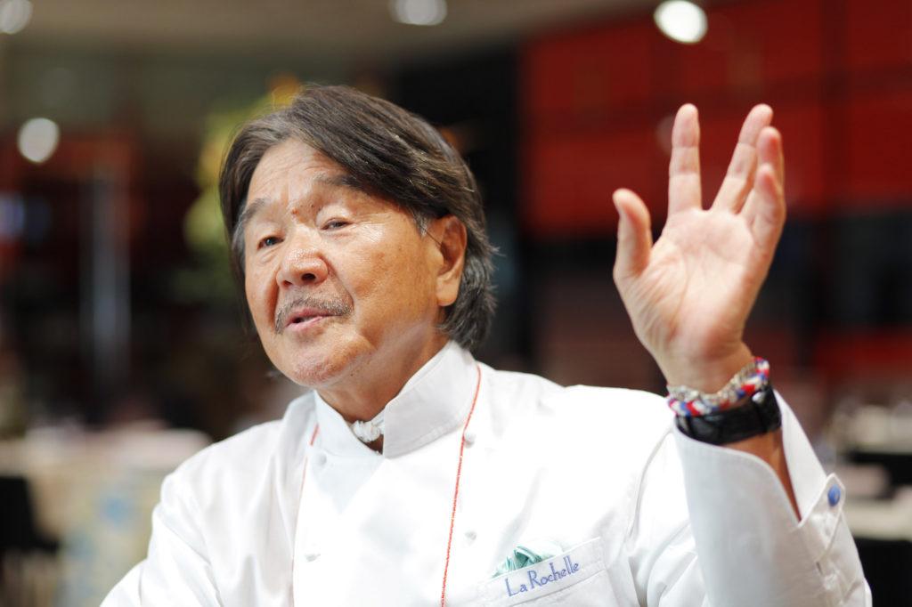 interview hiroyuki sakai la rochelle