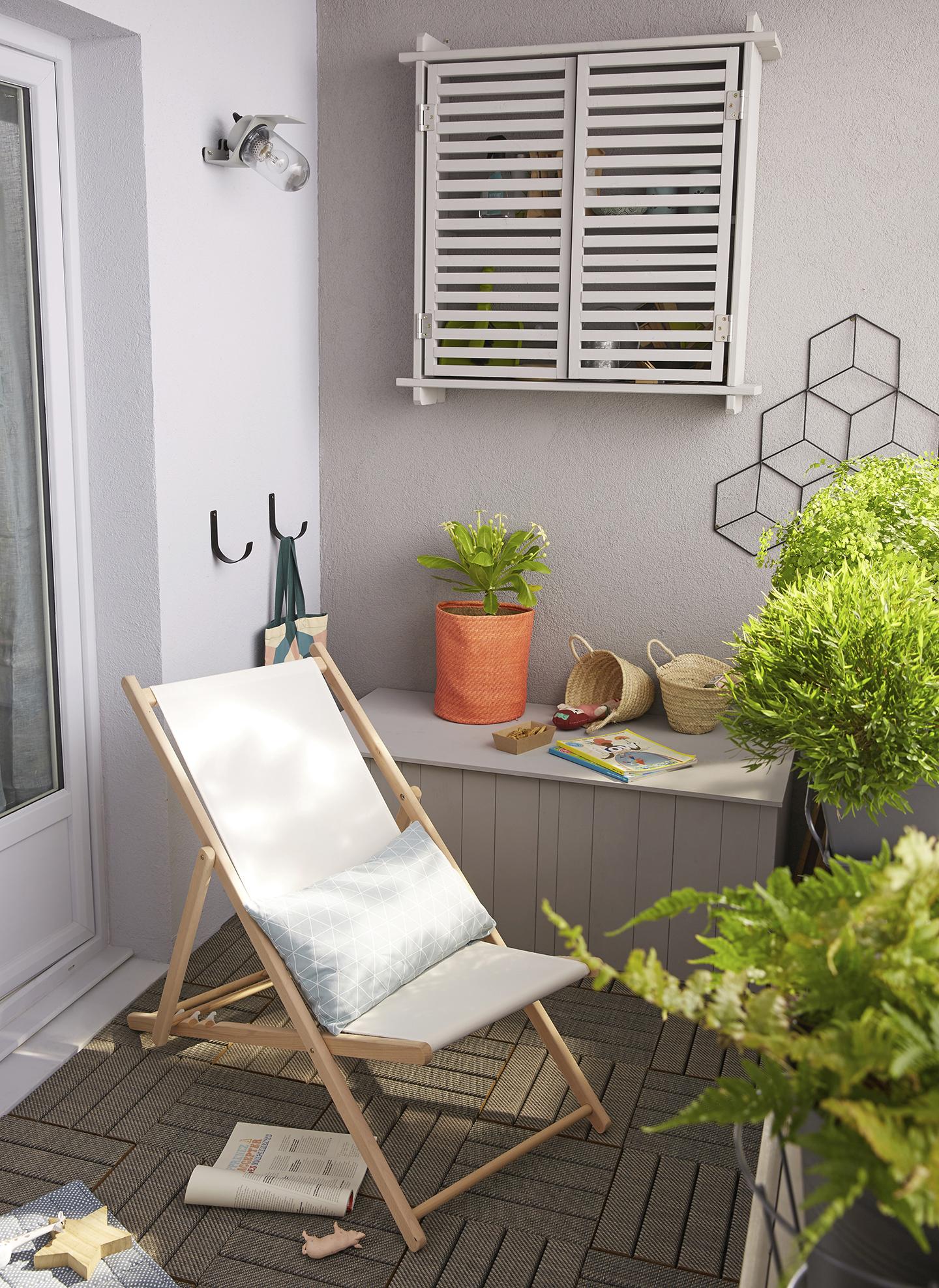 personnaliser votre balcon en ville