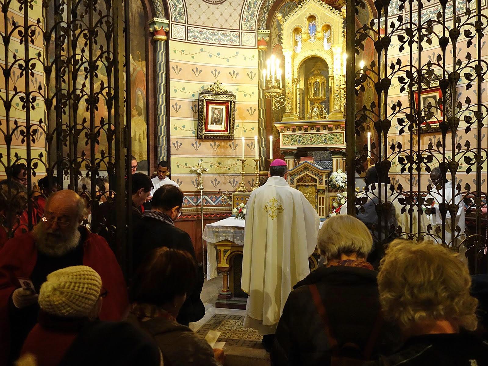 Où vénérer des reliques attribuées au Christ pendant ce carême?
