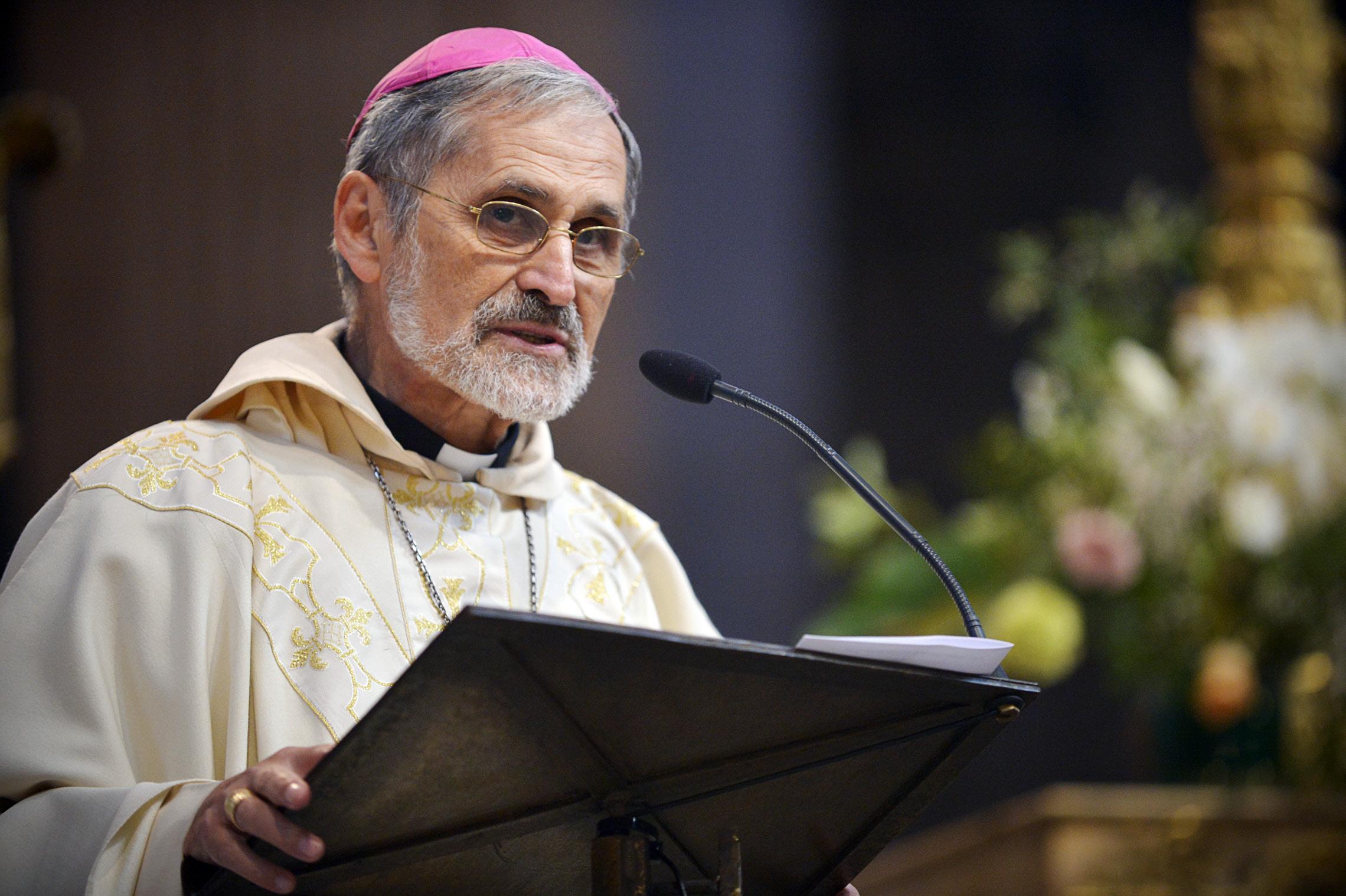 Le pape François accepte la démission de Mgr Lafont, évêque de Cayenne
