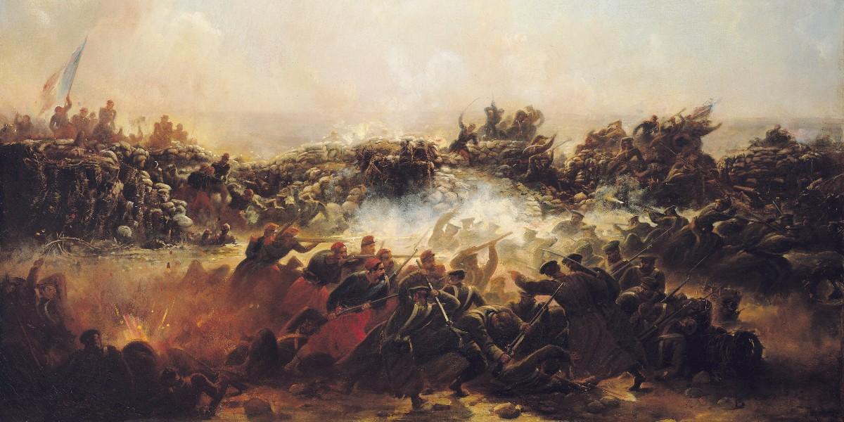 La foi héroïque des Filles de la Charité pendant la guerre de Crimée