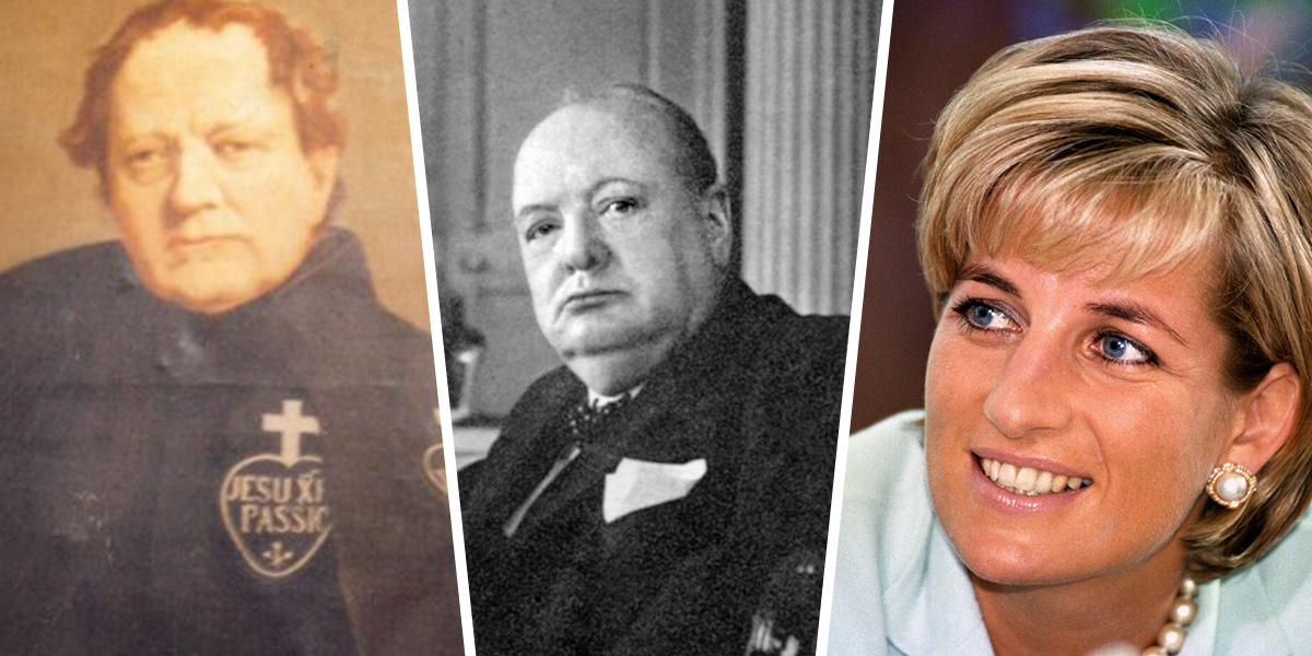 Georges Spencer, un parent de Lady Diana et Winston Churchill, bientôt saint ?