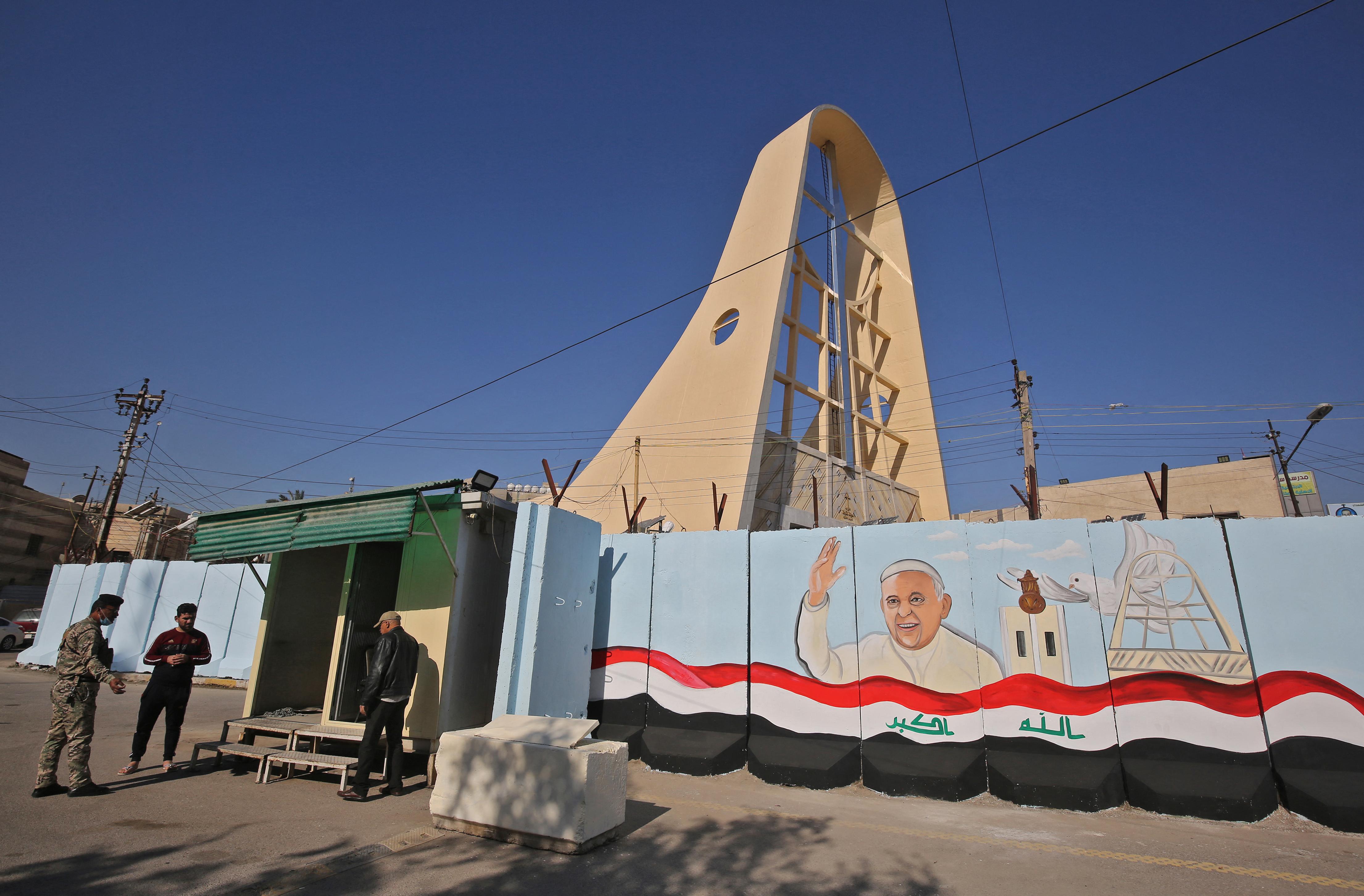 Vidéo : le massacre de la cathédrale de Bagdad, traumatisme pour les chrétiens d'Irak