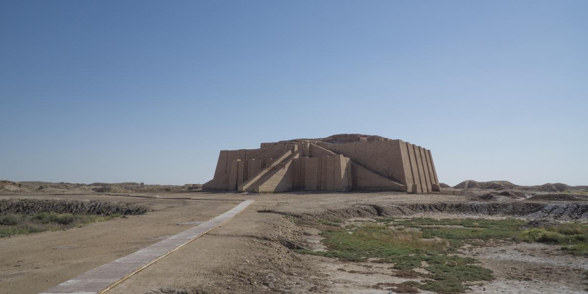 Le site d'Ur, berceau d'Abraham, trésor pour les croyants