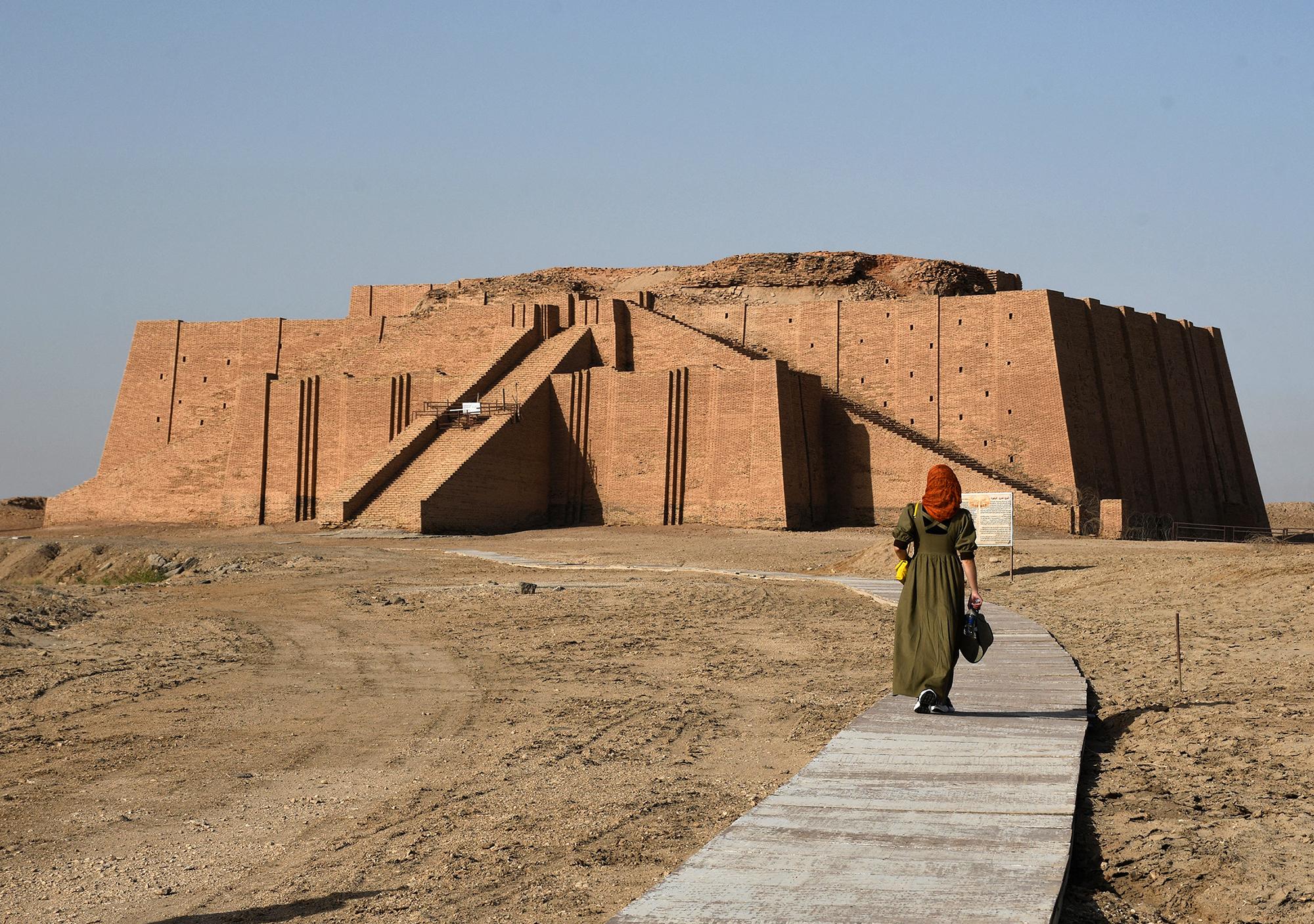 Irak : la visite du Pape, véritable pèlerinage en Terre sainte