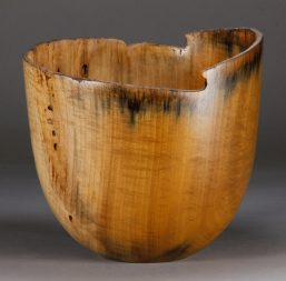 "Jones Tulip Poplar 8 1/2"" dia. x 8"" tall"