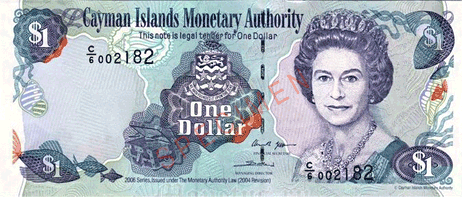 Cayman Islands Dollar
