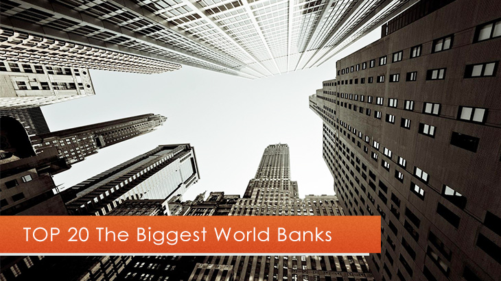 TOP 20 - Largest World Banks by Total Assets in 2020 - List | FXSSI - Forex Sentiment Board